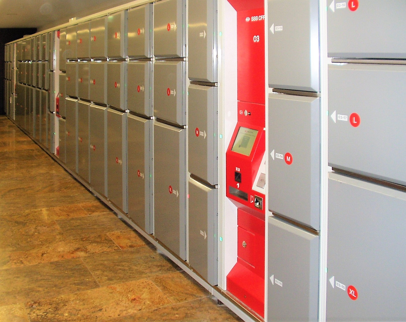 Smart lockers for train station Geneva: LockTec delivers to Swiss Federal Railways