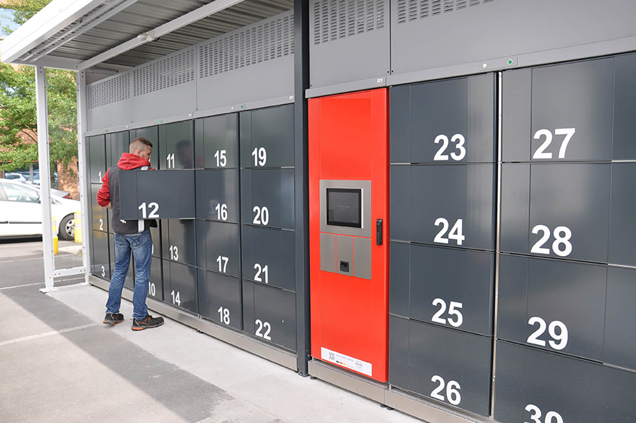 [Translate to Französisch:] Cool Lockers