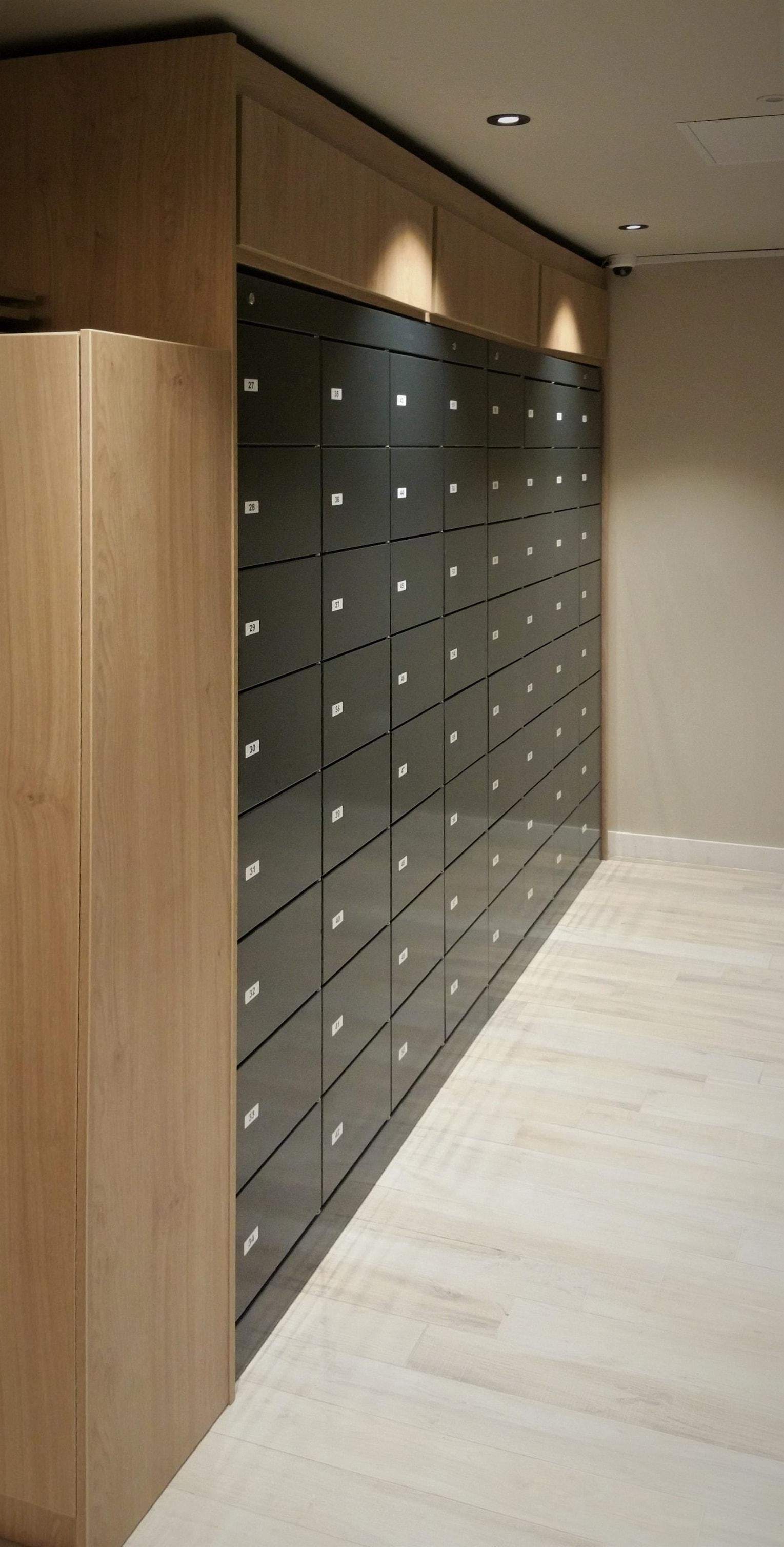 e-concierge für Wohnhäuser - Servicebox von LockTec