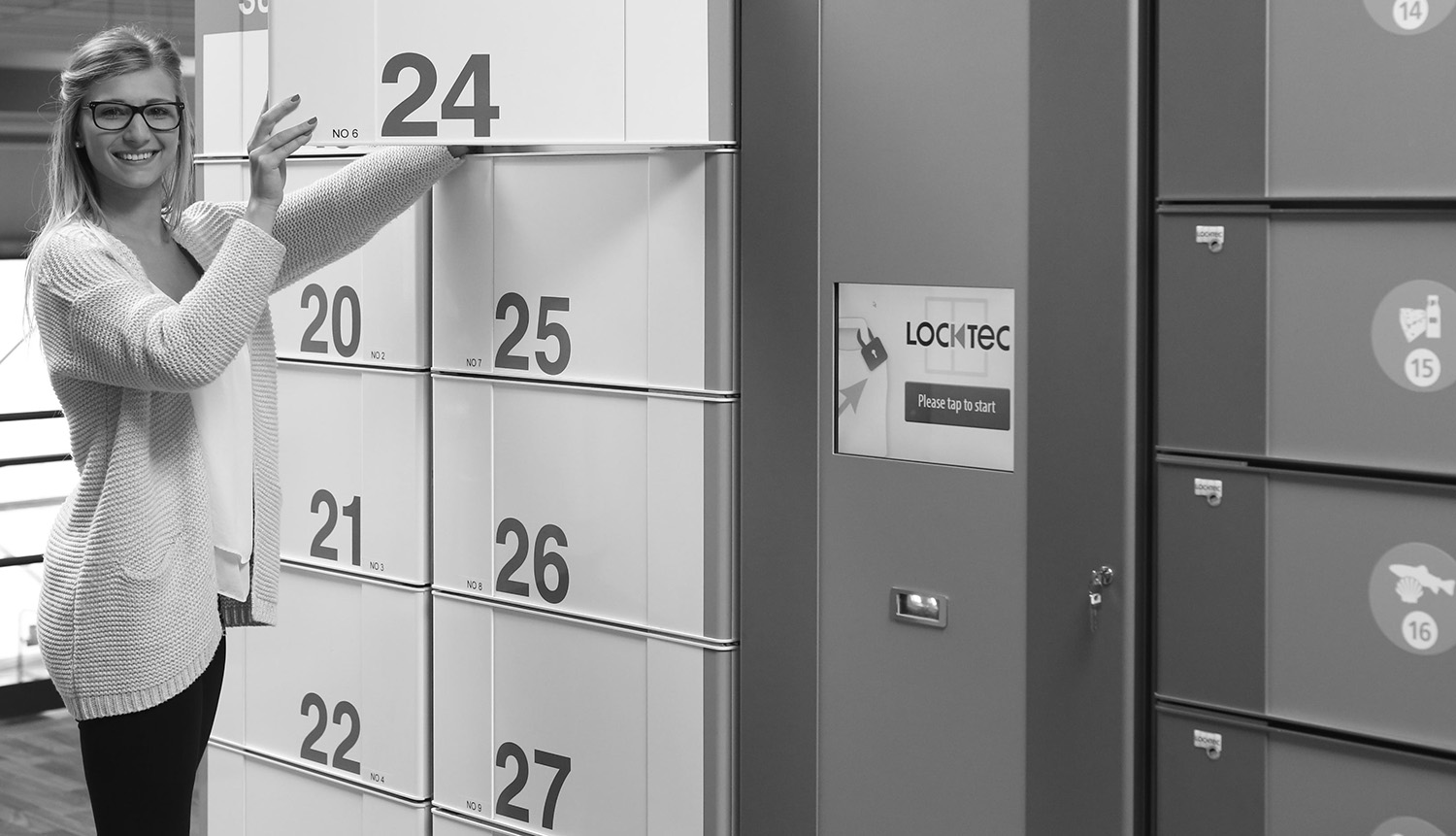 LockTec - Lockers